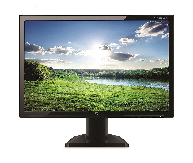 HP Compaq B191 18.5-inch HD LED Backlit Anti-Glare Monitor