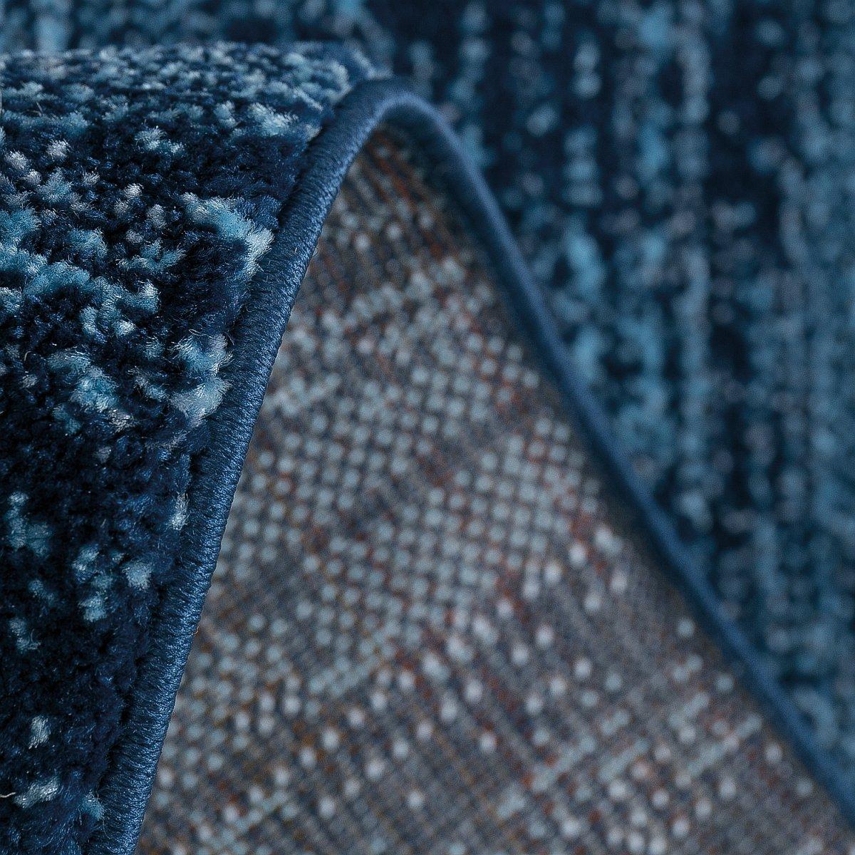 Teppich Kurzflor Kurzflor Kurzflor Wohnzimmer Meliert Mehrfarbig Beige, Braun, Türkis, Grau, Blau, Türkis-Grau, Rosa, Grün, Pflegeleicht Robust Qualität - VIMODA, Farbe Grün, Maße 120x170 cm B073CM63Q6 Teppiche c97f66