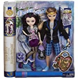 Ever After High Date Night 2 Pack Featuring Dexter Charming and Raven Queen Dolls