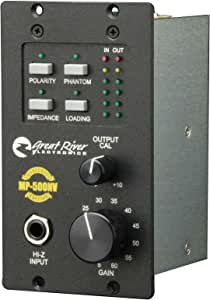 Great River Electronics MP500NV 500 Series Microphone Preamp