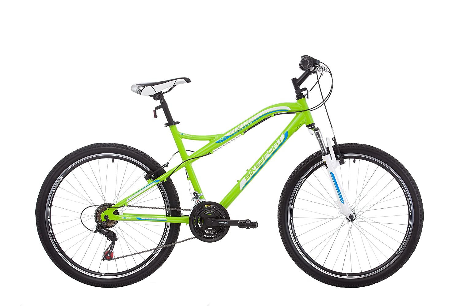 BIKE SPORT LIVE ACTIVE 26 Zoll Bikesport Force Herren Fahrrad Mountainbike Shimano 21 Gang