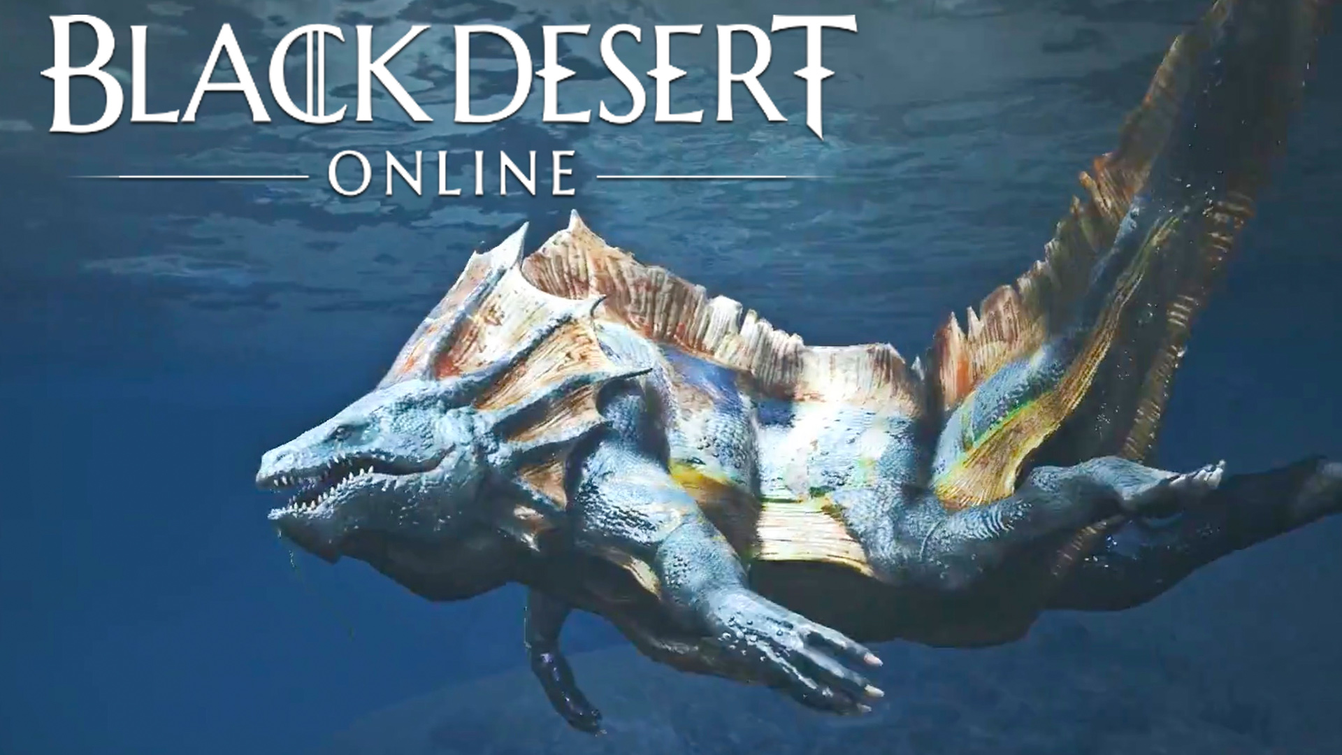 Black Desert Online - Navel Content Gamescom Teaser Trailer