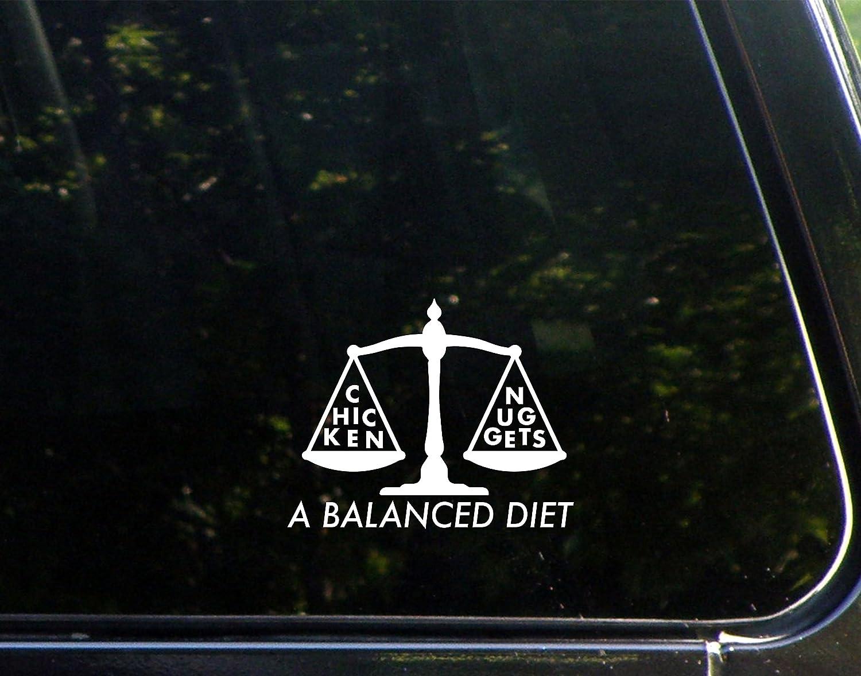 A Balanced Diet (Chicken Nuggets) - 4-1/2