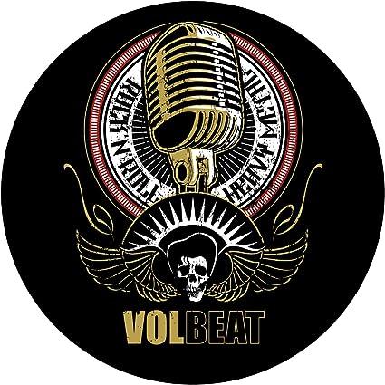 Volbeat Rock N Roll Heavy Metal Autoaufkleber Sticker Aufkleber Wasserfest Auto