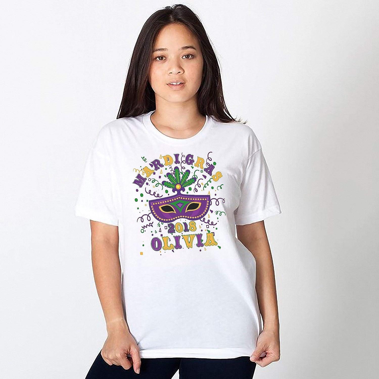 Personalized Mardi Gras Shirt Mardi Gras Shirt Mardi Gras Truck tshirt Personalized Mardi Gras embroidery Shirt Mardi Gras Kids Shirt