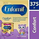 Enfamil Confort, 375 gr, Fórmula Infantil Especializada, para Bebés de 0 a 12 meses, Lata