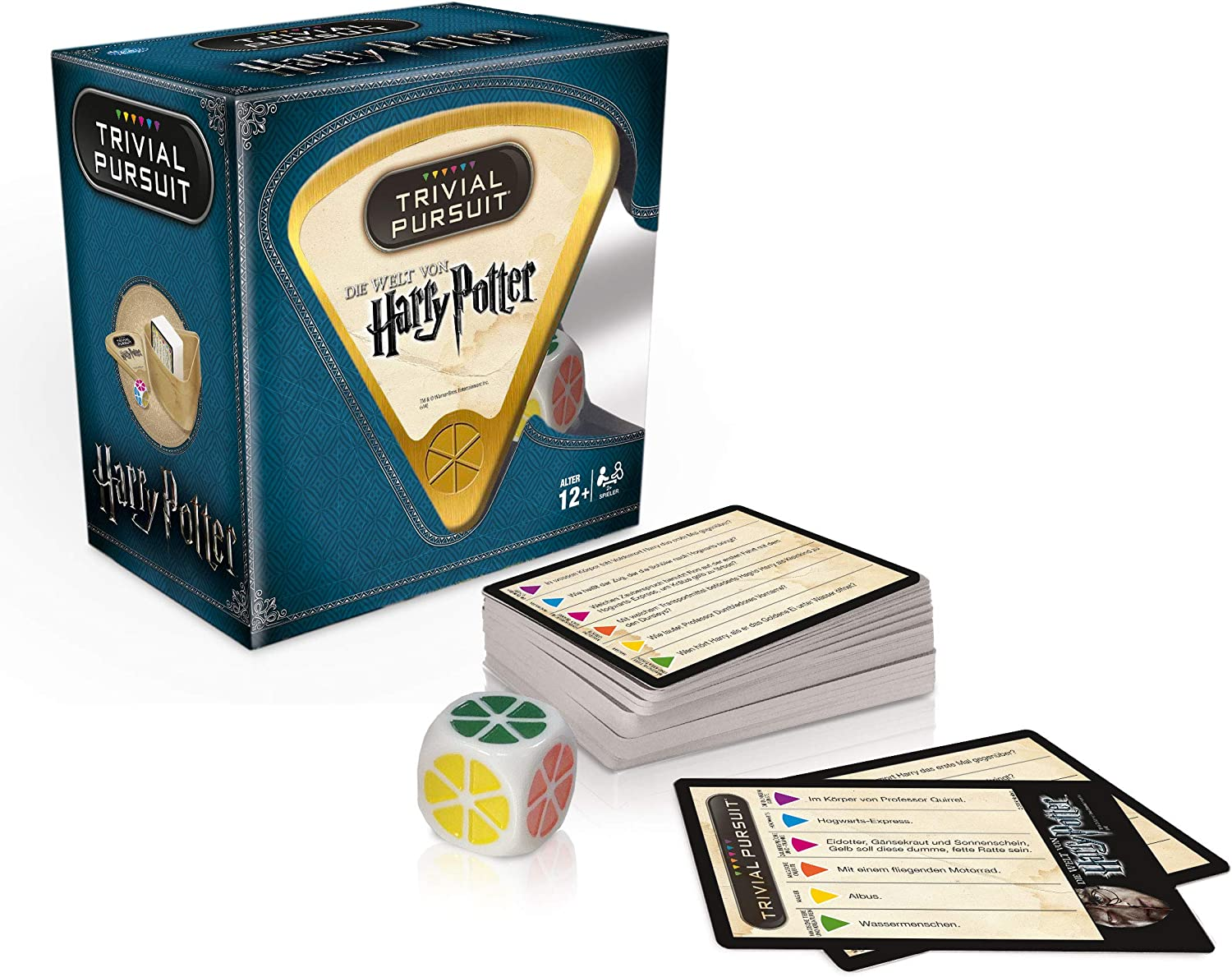Trivial Pursuit Harry Potter (neues Design): Amazon.es: Juguetes y juegos