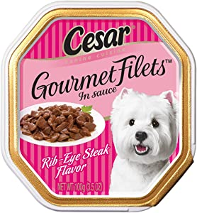 Cesar Canine Cuisine Gourmet Filets For Small Dogs