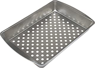 product image for G & S Metal Products Company Grill Sensations Top PanSteel Basket, Large, Gray