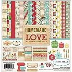 Echo Park Paper Company casera con Amor Kit