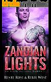 Zandian Lights: An Alien Holiday Romance (Zandian Brides)