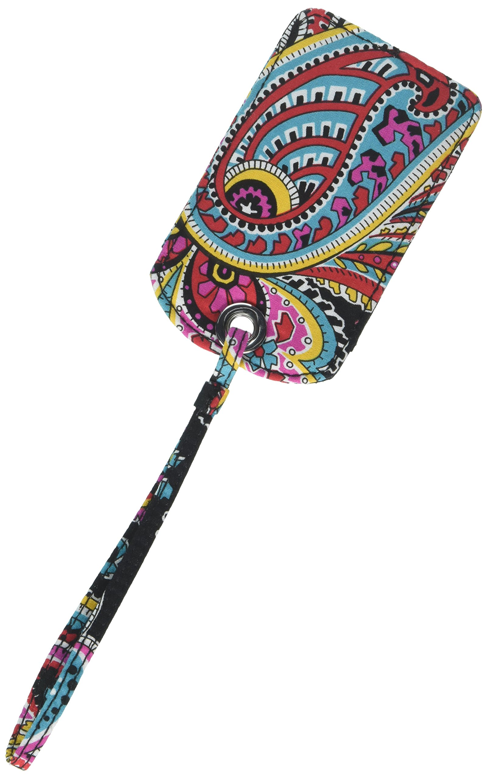 Vera Bradley Luggage Tag in Parisian Paisley, 11605-340