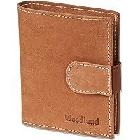 Woodland - billetera Super-compacto con XXL tarjeteros