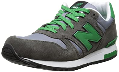 Amazon.com | New Balance Men's Ml565 Lifestyle Running Shoe, Grey ...