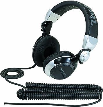 Technics RPDJ1210 - Auriculares, color plateado (Versión Importada ...
