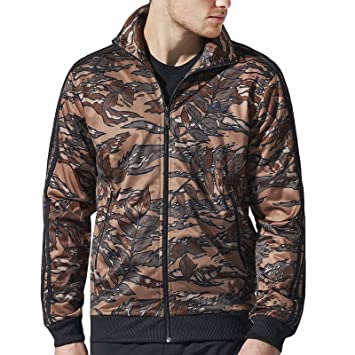 adidas Originals-Veste SLIM FIREBIRD CAMO Multicolor S18696  Amazon ... 57b753f3526