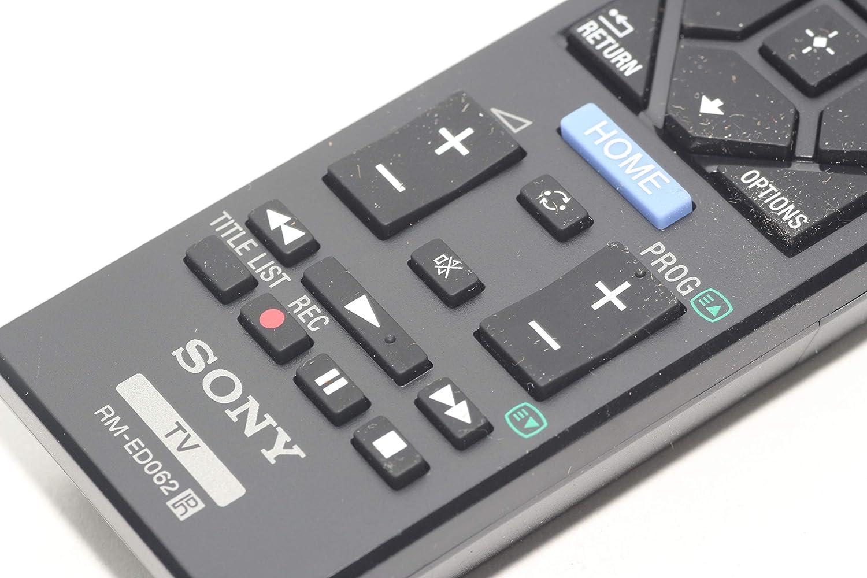 Sony RMF-TX600E / RMFTX600E Mando a Distancia Original para Televisión Sony: Amazon.es: Electrónica