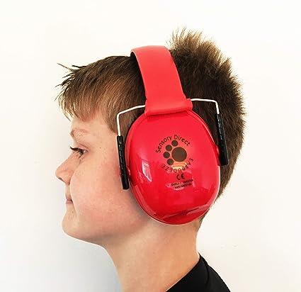 Protectores de oído para niños para autismo y procesamiento ...