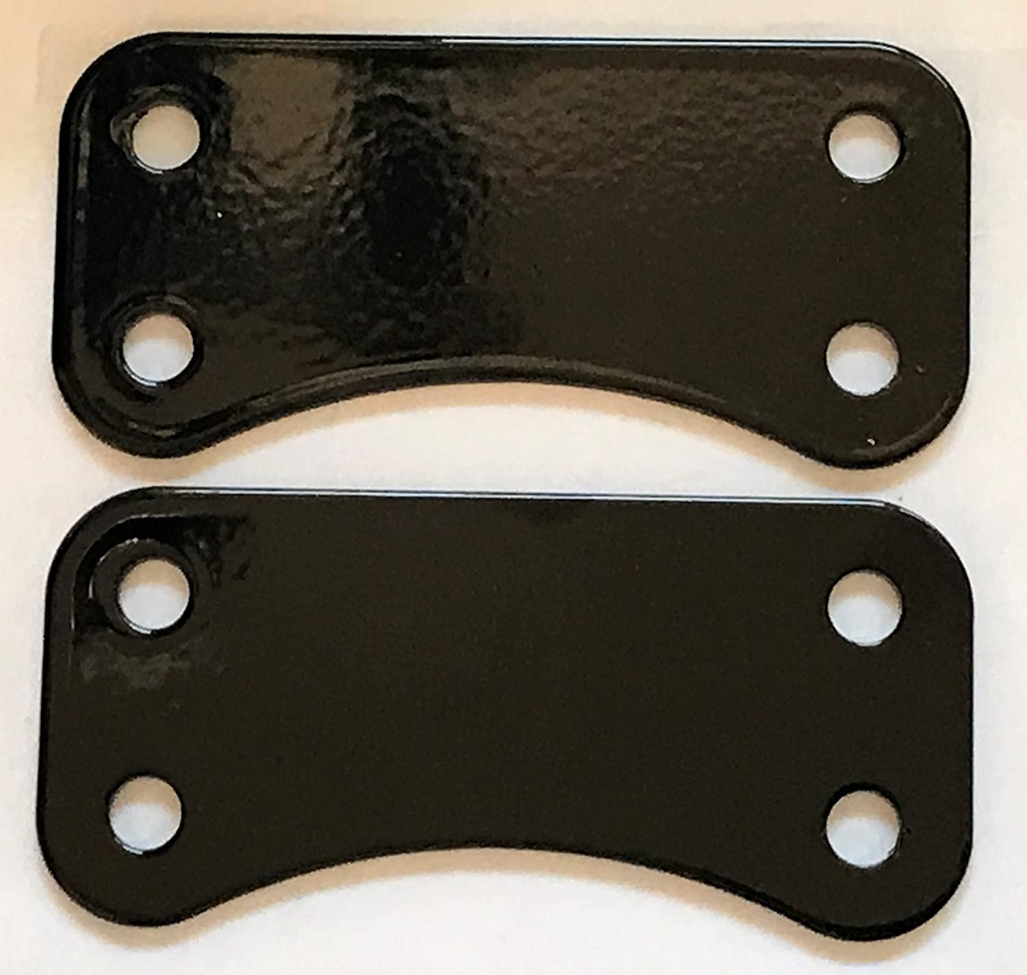 Fender Lift Brackets for 21' Wheel Upgrade on 2014 and Newer Touring Harley Davidson Kustom Cycle Parts