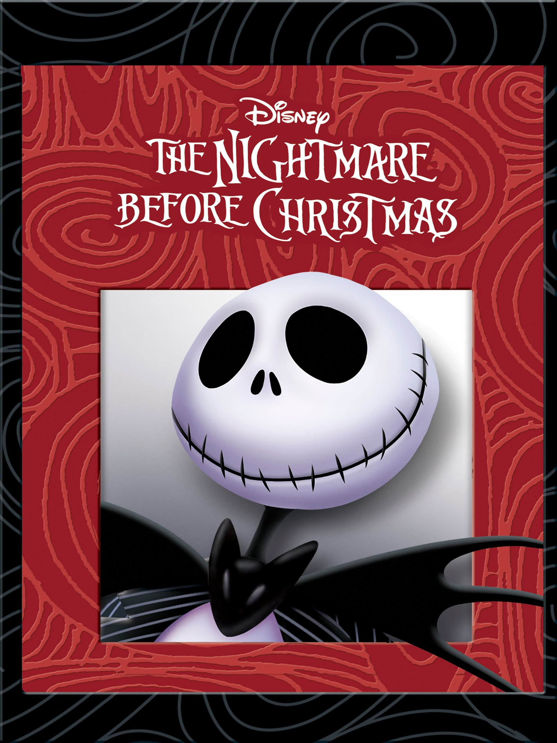 Amazon.com: Tim Burton's The Nightmare Before Christmas: Danny ...