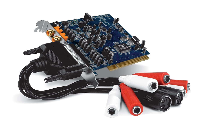 Pinnacle Audiophile 192 Interno 5.1channels PCI - Tarjeta de ...