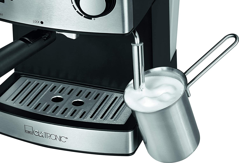 Cafetera Espresso 15 Bares Clatronic ES 3643
