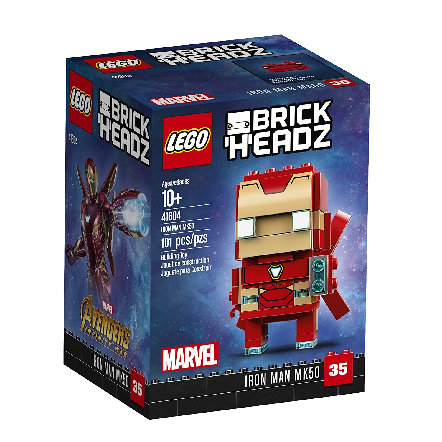 Top 11 Best Lego Brickheadz Reviews in 2019 8