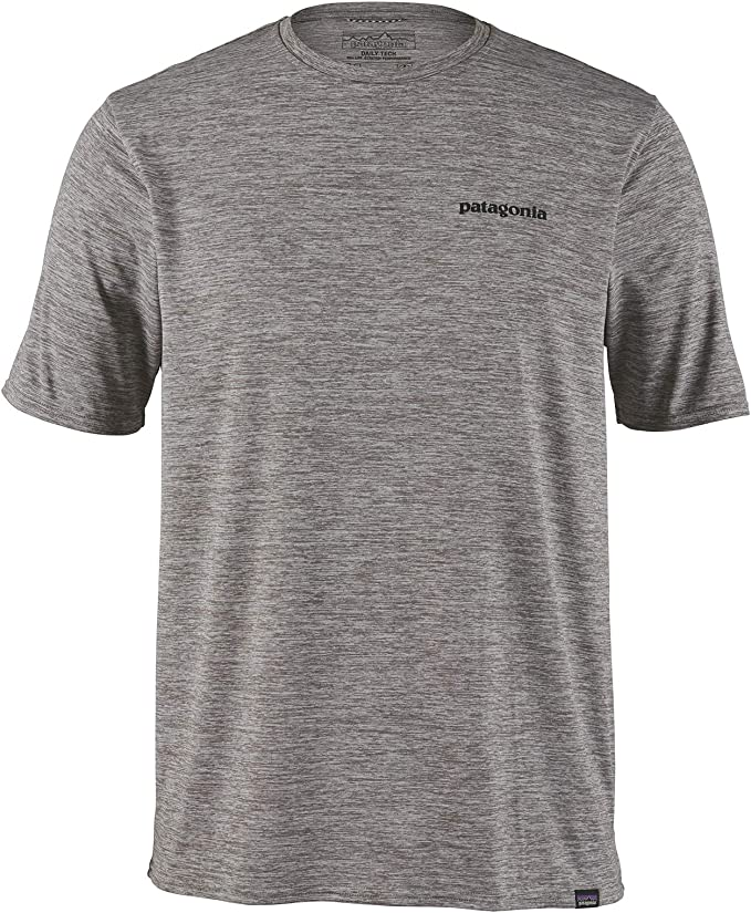 Patagonia M's cap Cool Daily Graphic Shirt, Maglietta Uomo