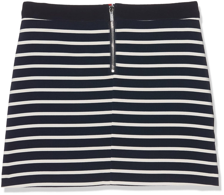 Tommy Hilfiger Girls AME Bi Stripe Skirt