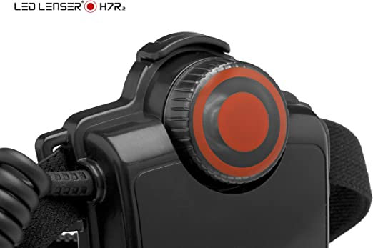 Led Lenser H7R.2 7298 - Linterna frontal, color negro [Importado ...