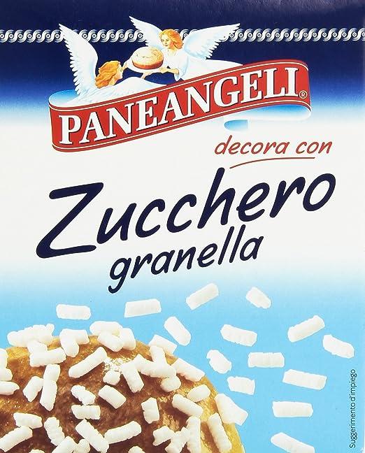 7 opinioni per Paneangeli Zucchero A Granella Gr.125