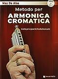 Metodo per armonica cromatica. Livello principiante, medio, avanzato. Con DVD