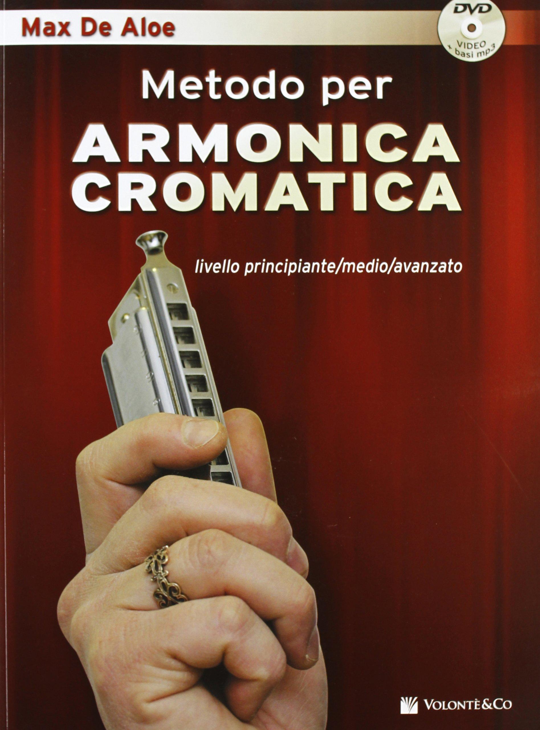 Metodo per armonica cromatica. Livello principiante, medio ...