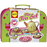 ALEX® Toys - Pretend & Play Tin Tea Set 705W