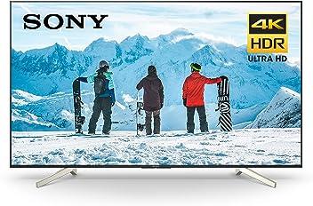 Sony XBR75X850F 75-Inch 4K Ultra HD Smart LED TV (2018 Model)