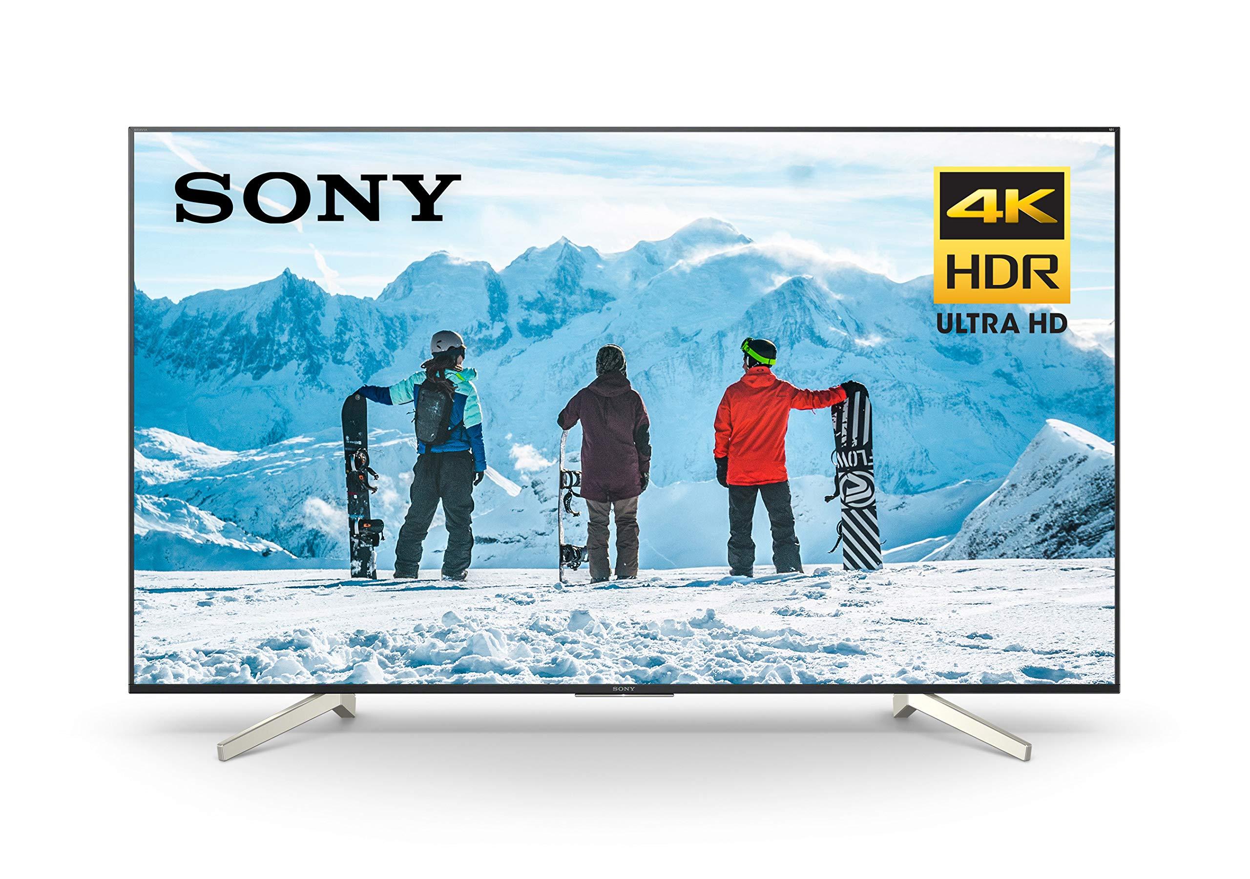 Sony XBR65X850F 4K Ultra HD Smart LED TV (2018 Model) 1