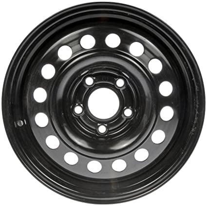 Amazon.com: Steel Wheel for 10-13 FORD TRANSIT CONNECT; 15X6; 5 LUG; SILVER PAINTED: Automotive