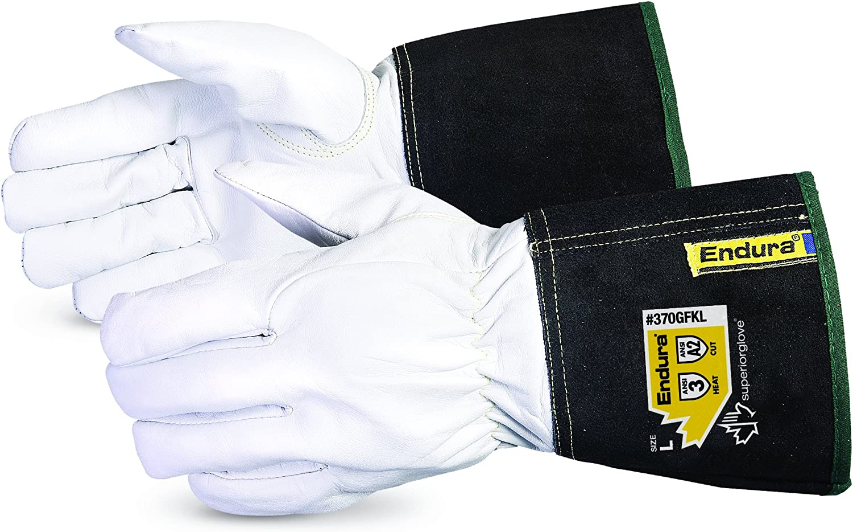 Endura TIG welding gloves
