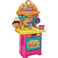 Fisher-Price Playhouse Dora la Exploradora Cocina Aventura de Dora