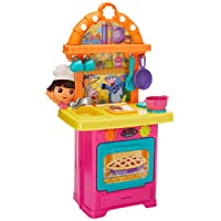 Fisher-Price Playhouse Dora la Exploradora Cocina Aventura de Dora