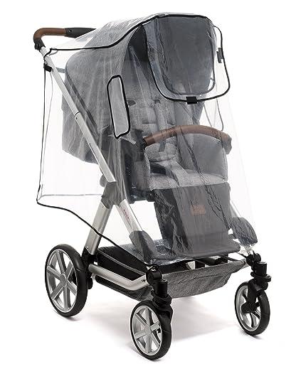 d9989b0a4 Reer - Protector para la lluvia para silla de paseo (tamaño XL ...