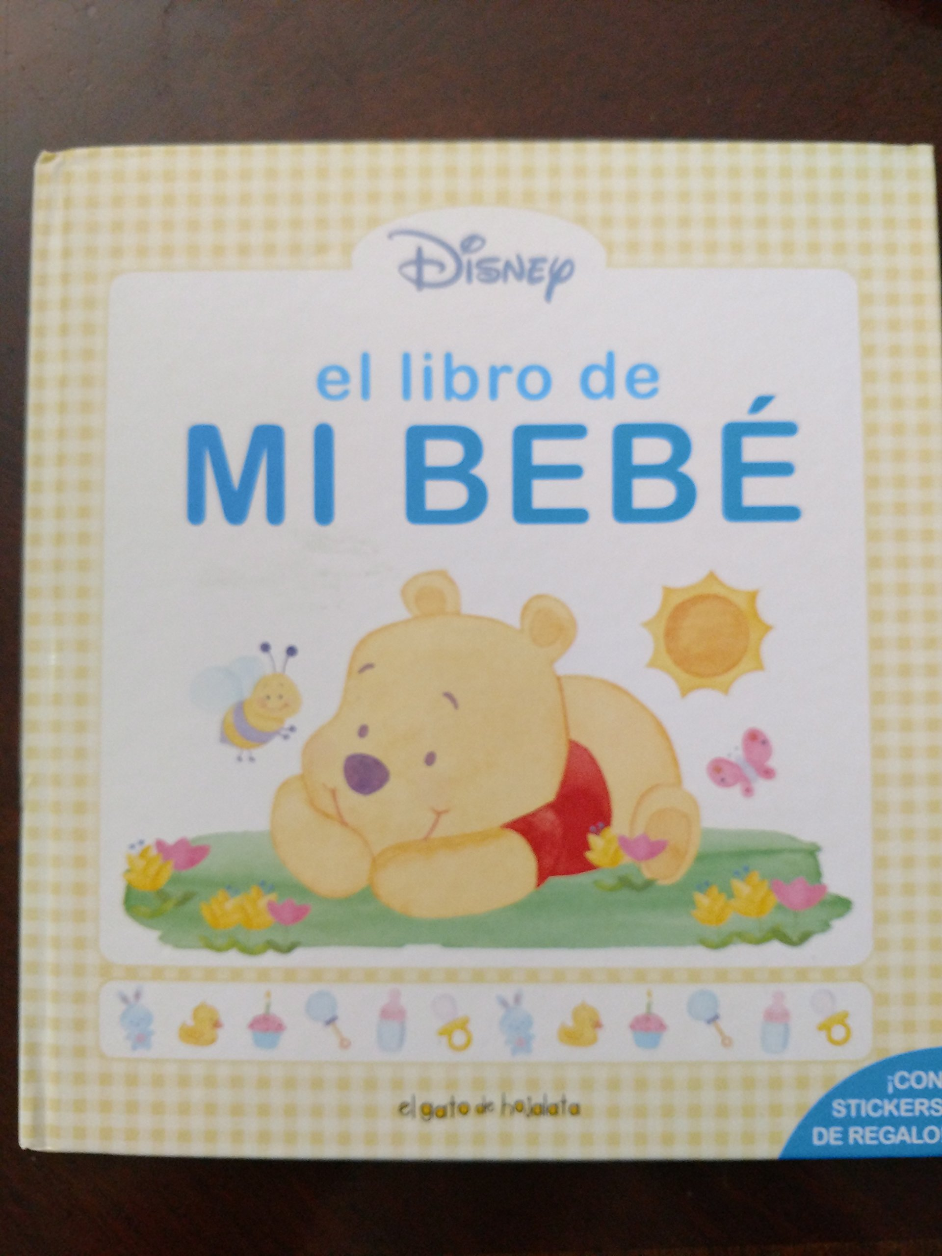 El Libro de Mi Bebe (Spanish Edition): Oscar Mayor: 9789875792371 ...