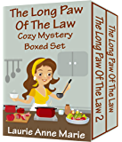 The Long Paw Of The Law Cozy Mystery Boxed Set (English Edition)