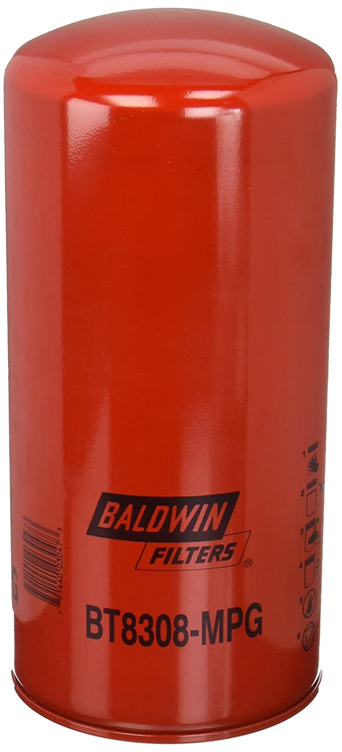 Baldwin Filters BT8308-MPG Hydraulic Filter (5-1/16 x 10-3/4 In) BALBT8308-MPG
