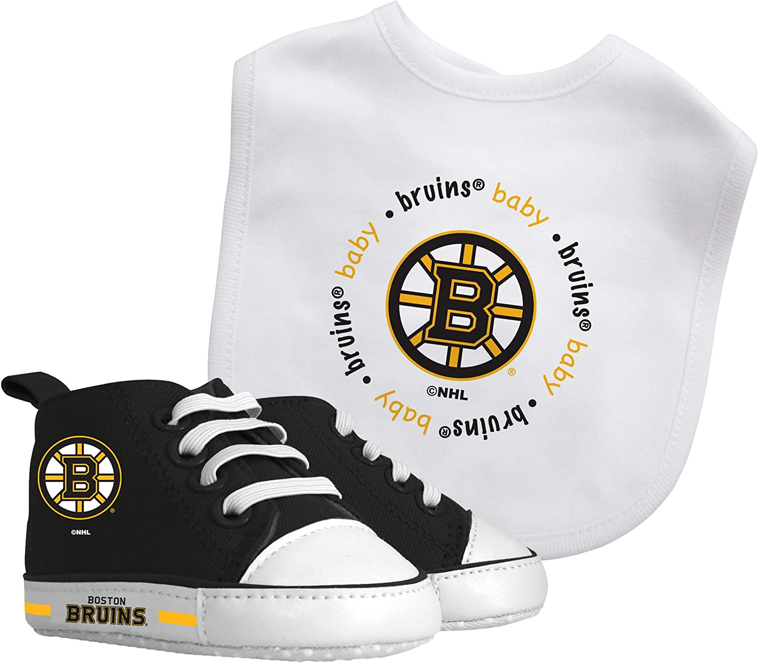 Baby Fanatic NHL Boston Bruins Infant and Toddler Sports Fan Apparel