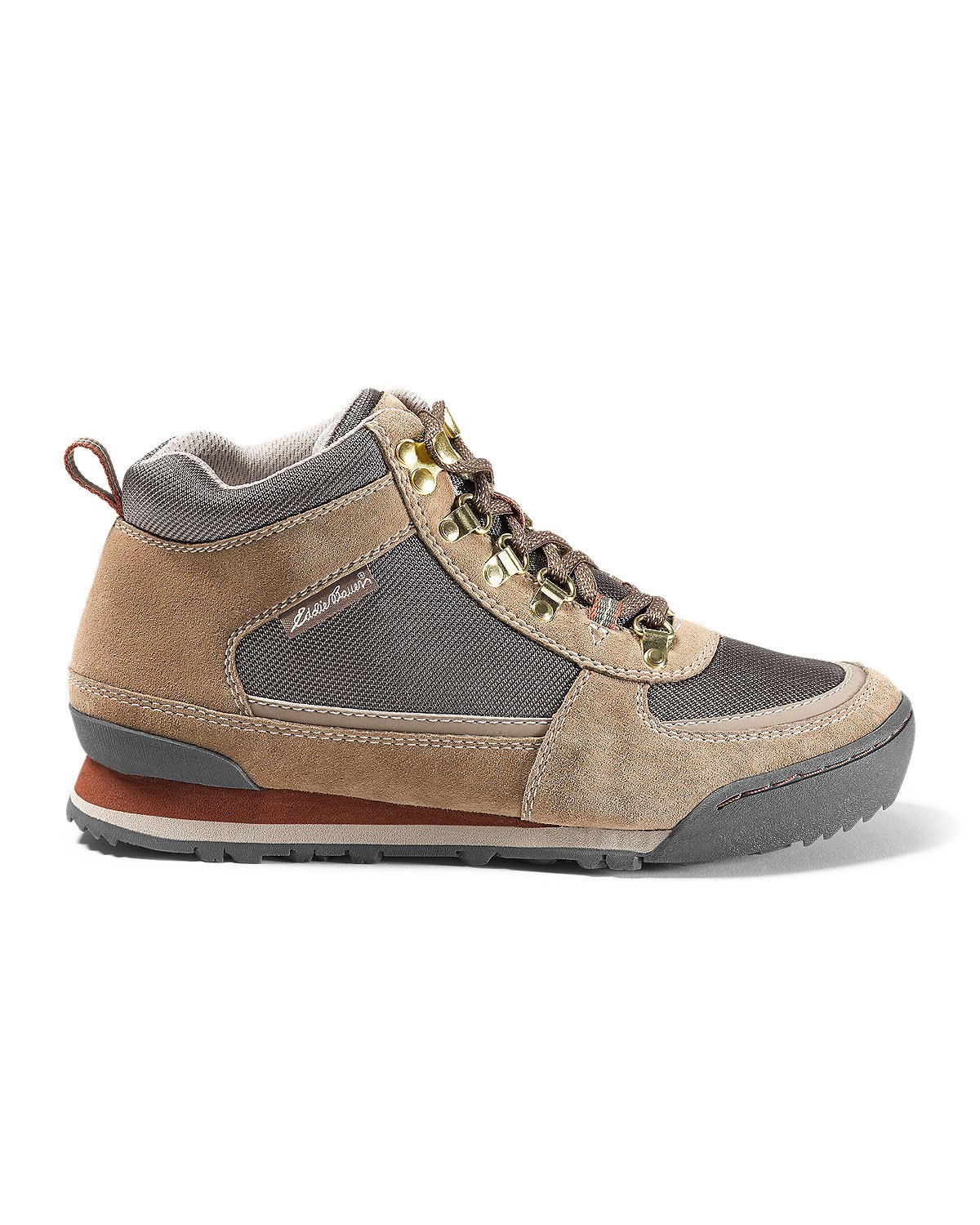 Eddie Bauer Women's Highland Sneakerboot B072QR783H 8 B(M) US|Cinder (Grey)