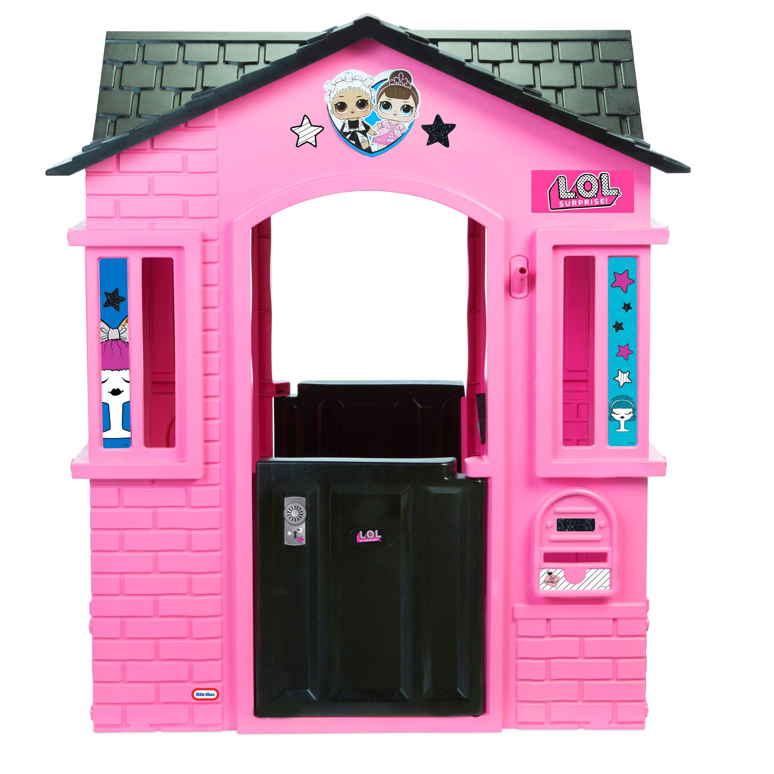 L.O.L. Surprise! Indoor & Outdoor Cottage Playhouse with Glitter by L.O.L. Surprise! (Image #5)