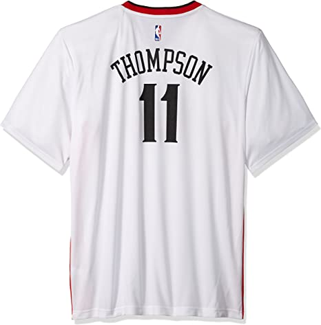adidas Réplica de Camiseta de Baloncesto de Klay Thompson #11, del Equipo Golden State Warriors de la NBA: Amazon.es: Deportes y aire libre