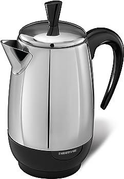 Farberware Detachable Stylish 8 Cup Coffee Maker