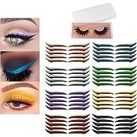 Adesivo de delineador, cílios postiços, adesivo de maquiagem dos olhos